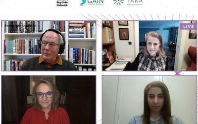 Bloomberg Women's Buy-Side Network: Panel moderator
